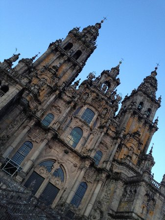 The Last Stamp: Santiago Cathedral