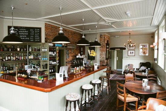 The Old Drum: The bar