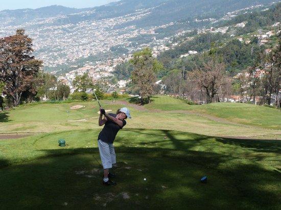 Palheiro Golf: Hole 3 at Palheiro