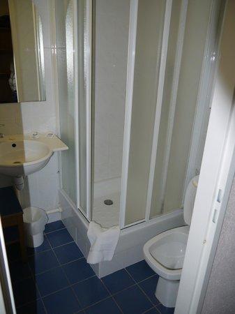 Hotel Roi Soleil Colmar : bagno