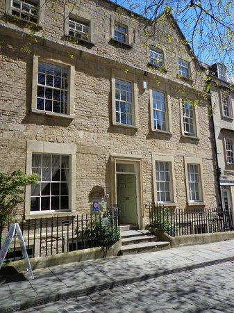 Three Abbey Green: exterior