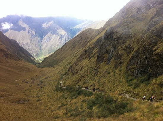 Pachamama Explorers - Private Day Tours : The Trail