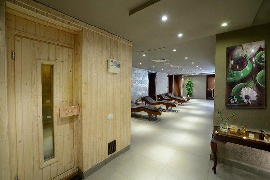 Coral Sea Aqua Club Resort: Relaxation Area