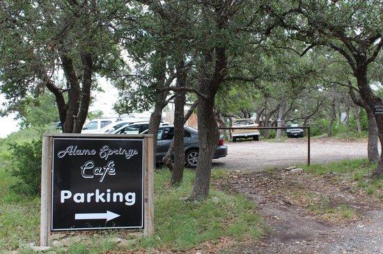 Alamo Springs Cafe Hours