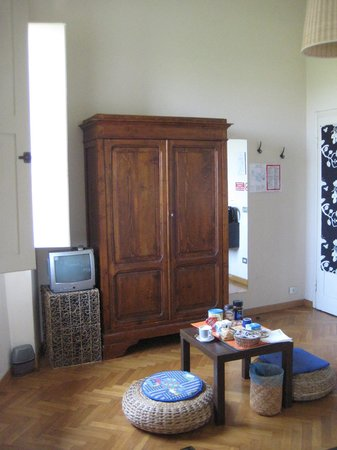 Il Magnifico B&B : room 1 another vantage point
