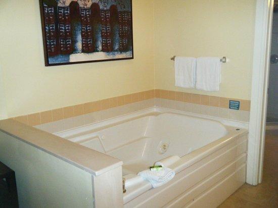 Marriott's Grande Vista: Spa tub
