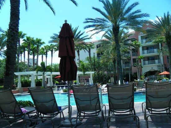 Marriott's Grande Vista: Pool area