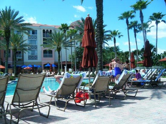 Marriott's Grande Vista: Pool