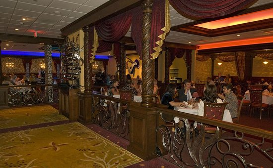 Russell's Steaks: Our Dining Rooms Are Beautiful
