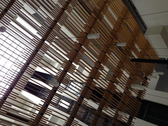 Movich Hotel Pereira: Techo restaurante Patio de las guaduas