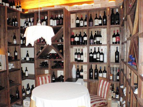Hotel Mirage Cortina: Ristorante Capriolo near by