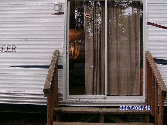 Lake Rudolph Campground & RV Resort: rental rv