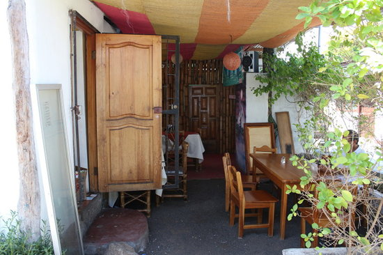 Darwin Hostel: Restaurant