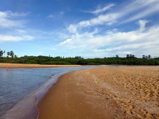 Barra de Santo Antonio, AL: Tabuba - Foz do Rio