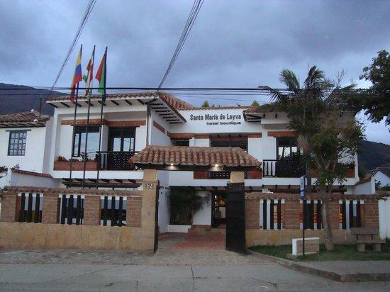 Santa Maria de Leyva