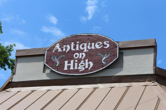 High's Cafe and Store: Antiques on HIgh