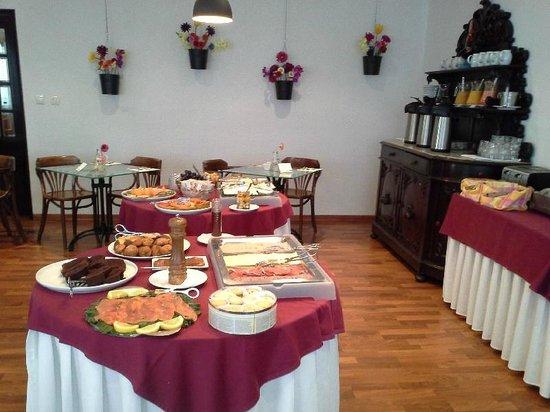 Residencial Mar e Sol: Dining area