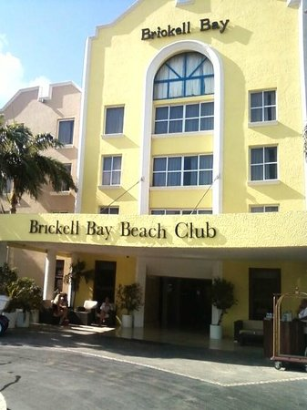 Brickell Bay Beach Club & Spa: Brickell Bay Beach Club