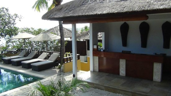 Batu Karang Lembongan Resort & Day Spa: lobby