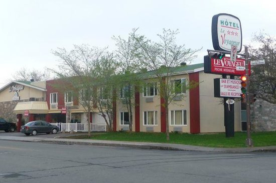 Hotel Le Voyageur Quebec Tripadvisor