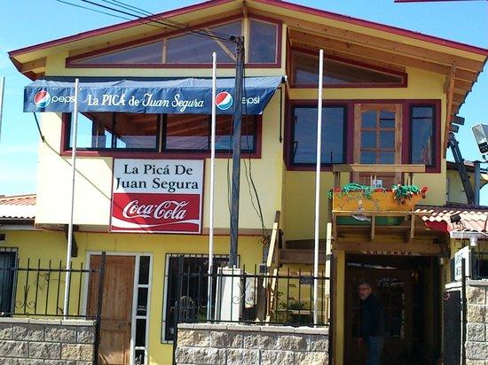 La Picá de Juan Segura: nuestra fachada