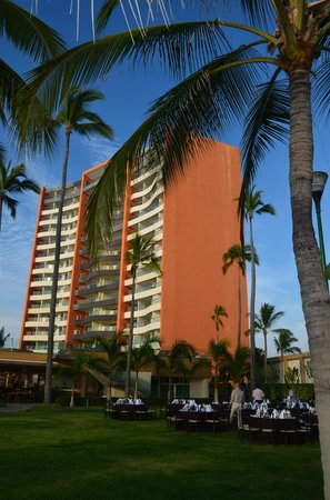 Sunset Plaza Beach Resort & Spa : Montaje