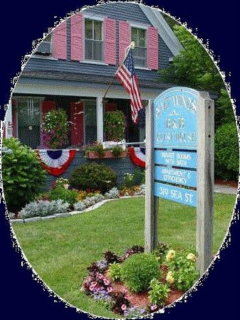 Saltwinds Bed & Breakfast: Welcome to Salt Winds B&B celebrating 30 years