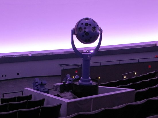 Adventure Science Center : Planetarium