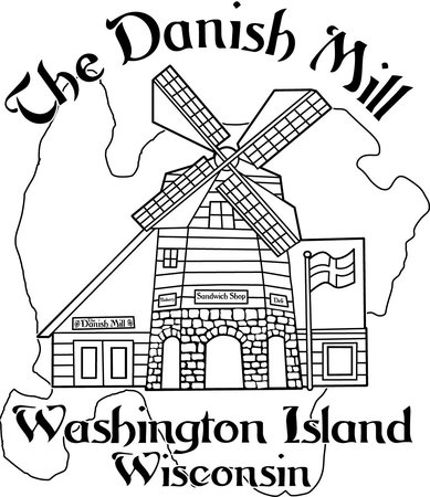 The Danish Mill: Our logo