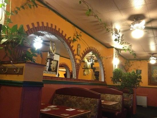 Fiesta Guadalajara: Dining Room