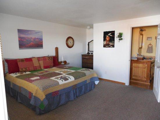Globetrotter Lodge: Room