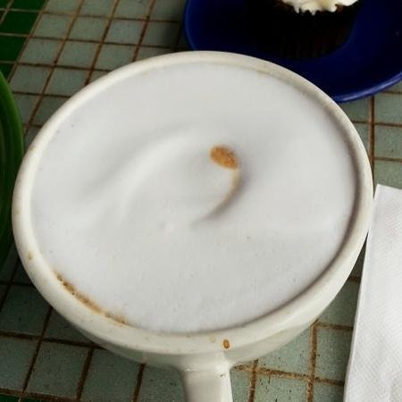 Water Street Coffee Joint: Exceptional Latte crafted with care