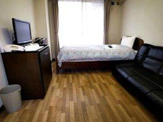Flex Stay Inn Tamagawa : Twin_Room