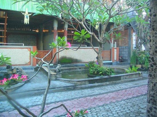Kerti Beach Inn: Nice & relaxing