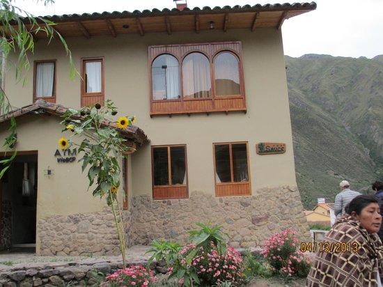 Sauce Hostal in Ollyantaytambo, Peru