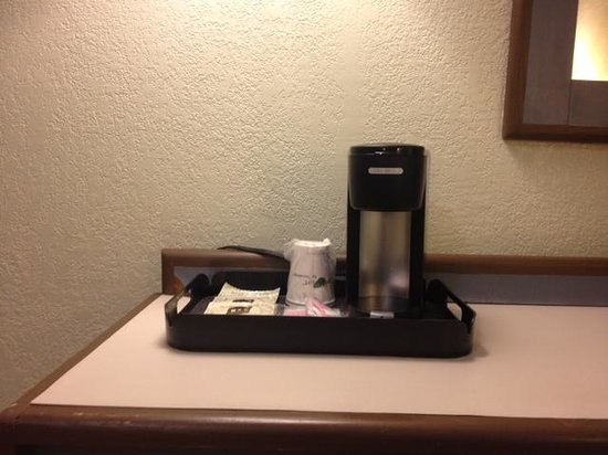 Travelodge College Park: Coffe