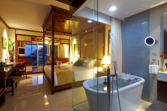 Royal Cliff Beach Terrace : Honeymoon Suite