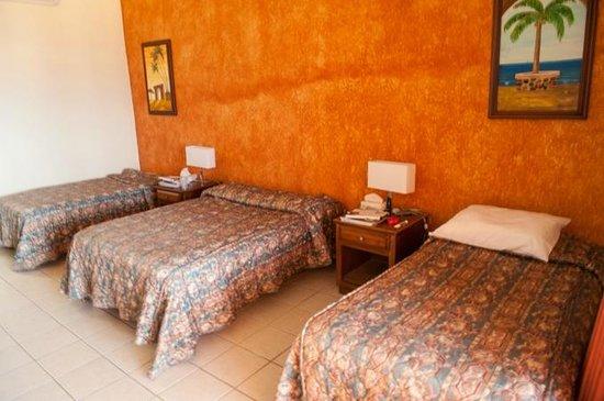 Playa del Sol - beds