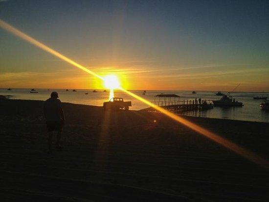 Hotel Playa Del Sol: Playa del Sol - sunrise