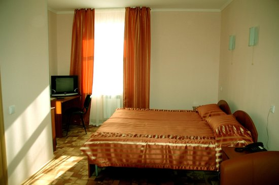 Central Hotel: Double room standard+