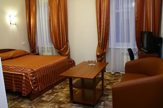 Central Hotel: Single room standard+