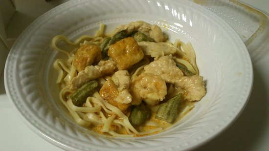 Rasa Sayang Restaurant: K.L. Kari Mee ---- My Favorite