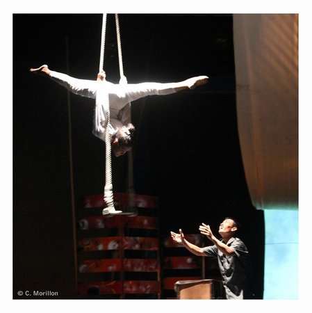 Phare, The Cambodian Circus: Tchamlaek