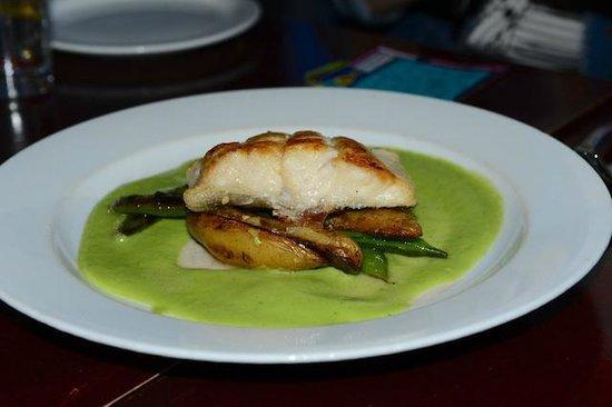 Nuestra Cocina: incredible fish