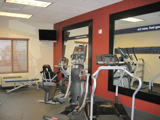 Hampton Inn & Suites Banning-Beaumont: Fitness Center