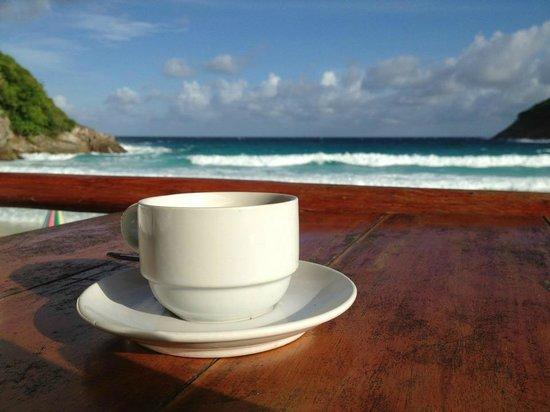 Ko Racha Yai, Thaïlande : กาแฟยามเช้า อากาศสดชื่น พร้อมวิวสวยๆ