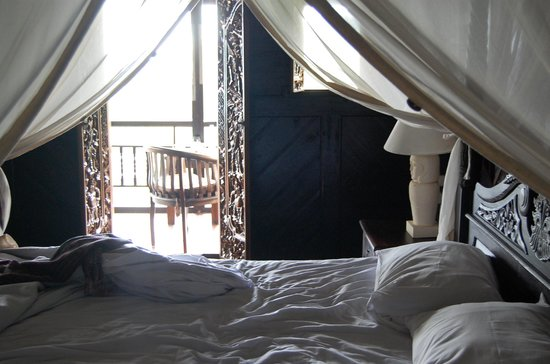 Melanting Cottages & Restaurant: bed room