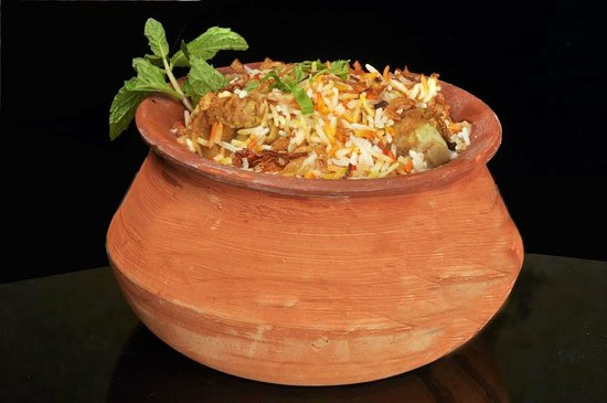 Katis Restaurant: The Famous Handi Dum Biryani