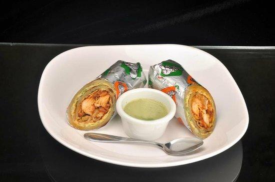 Katis Restaurant: Kati Rolls - Get the tast of being in Delhi or Calcutta