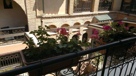 Riad & Spa Mabrouk : hotel